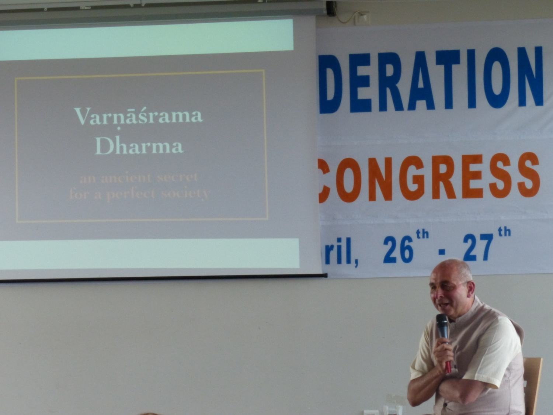 Parabhakti Dasa (ISKCON – Italia)
