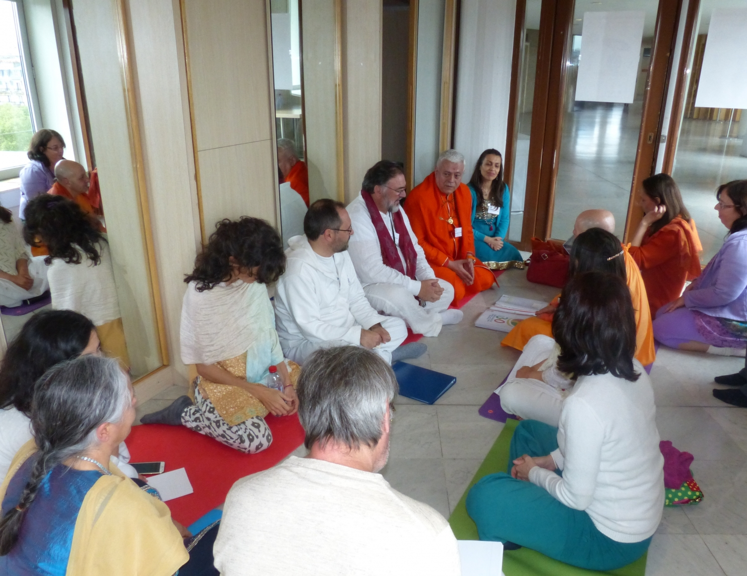 General Assembly of the Iberian Yoga Confederation