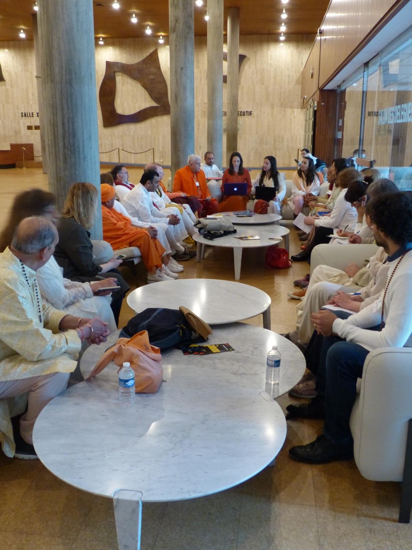 Assemblée Générale de la Confédération Européenne du Yoga