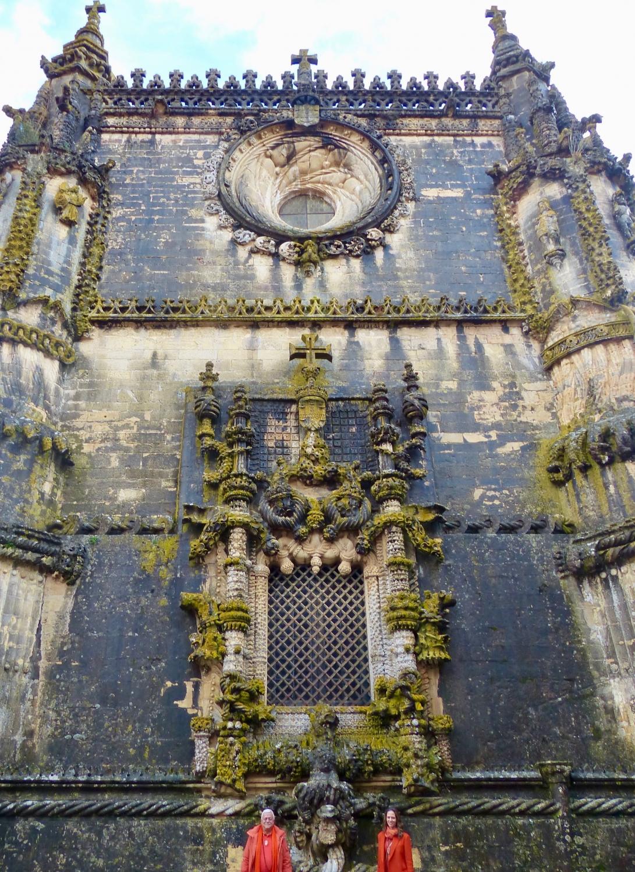 Convento de Cristo de Tomar - Chapter House's Window