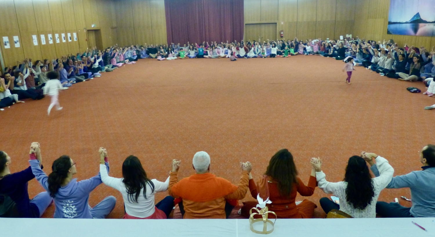 The Closing of the National Convention of Yoga - 2018