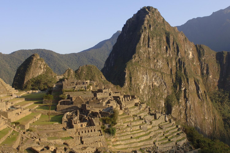 Machu Picchu, 2008