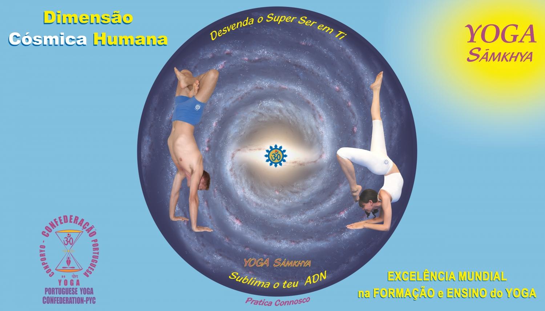Excelência Mundial na Formação e no Ensino do Yoga