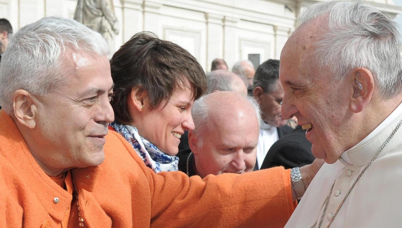 Encontro com o Papa Franciscus - Roma, Città del Vaticano - 2014, Fevereiro (...)