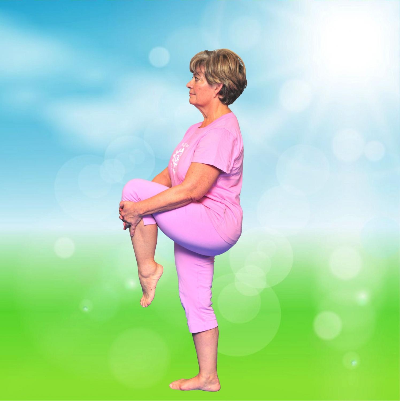 Yoga para Séniores