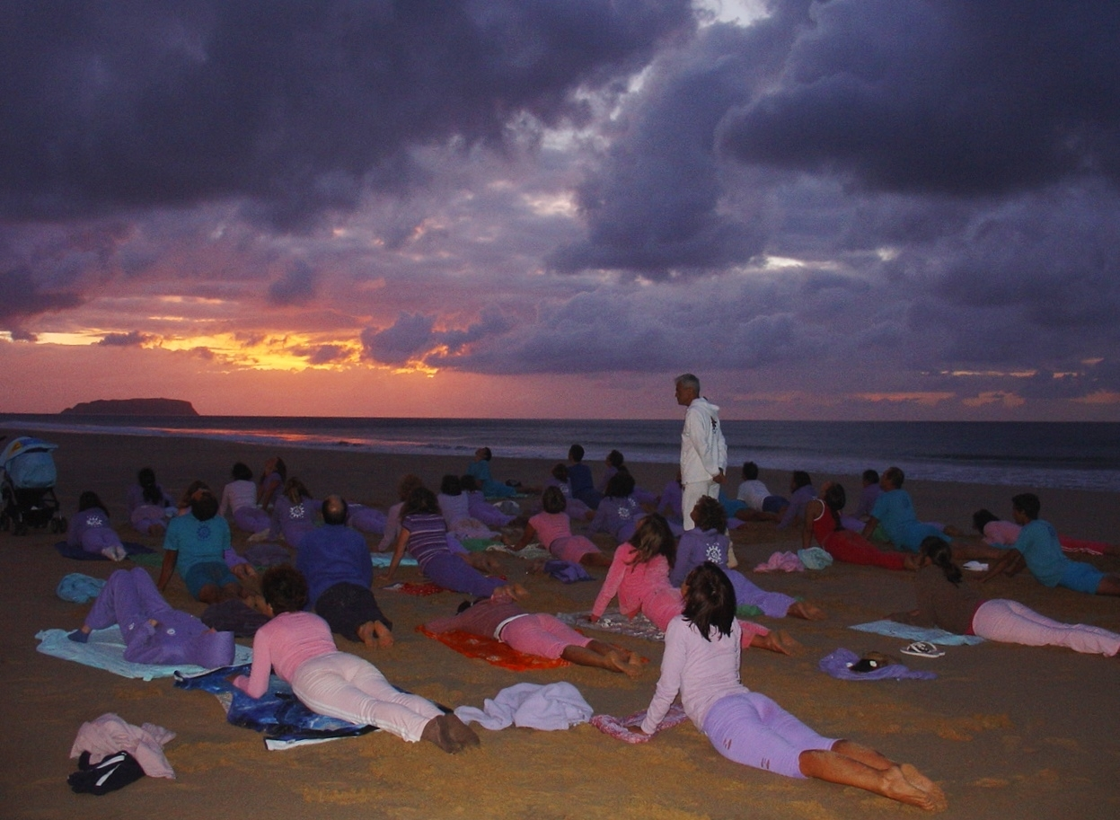 Intensive Yoga Week 2006