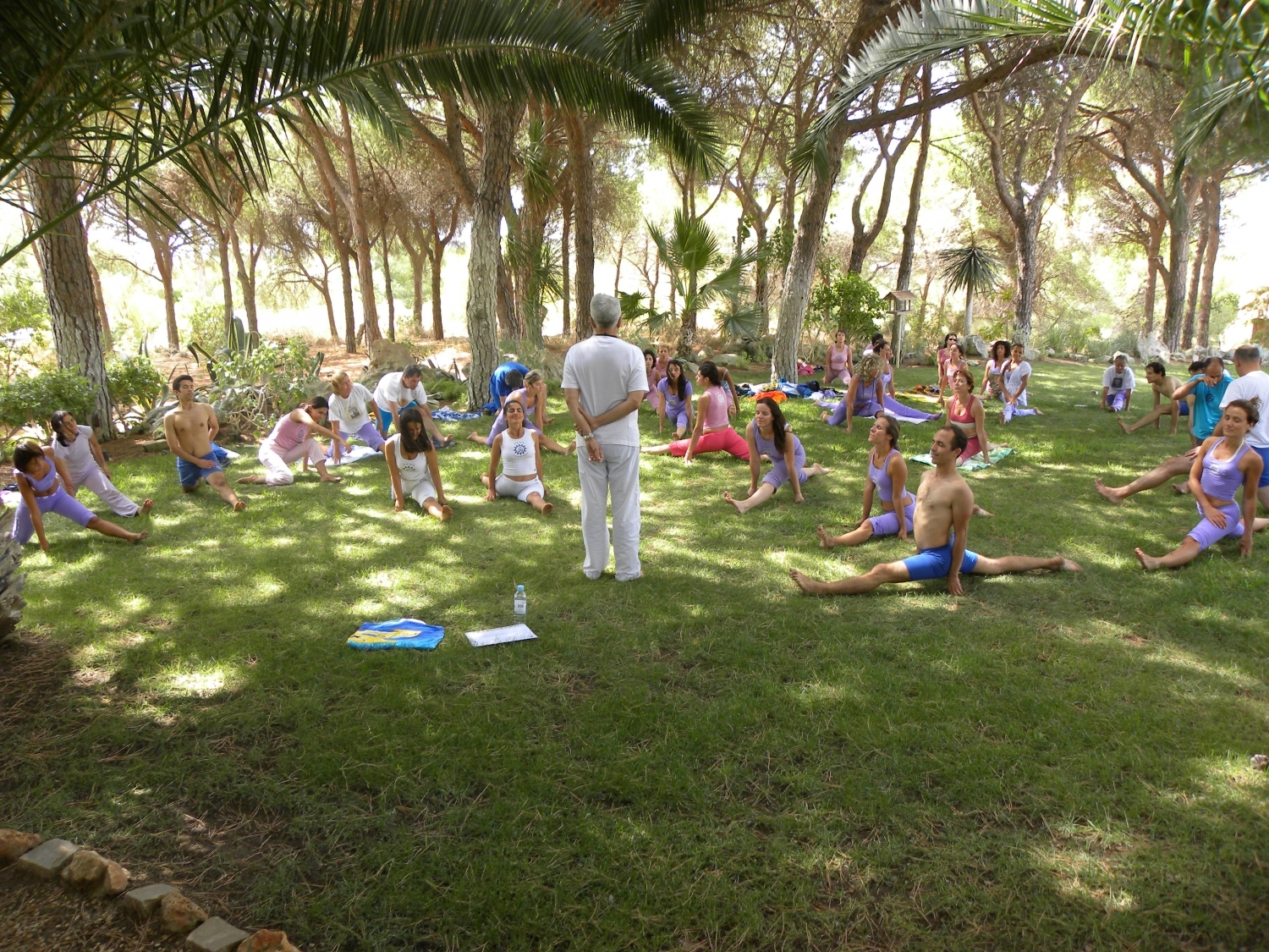 Intensive Yoga Week 2009