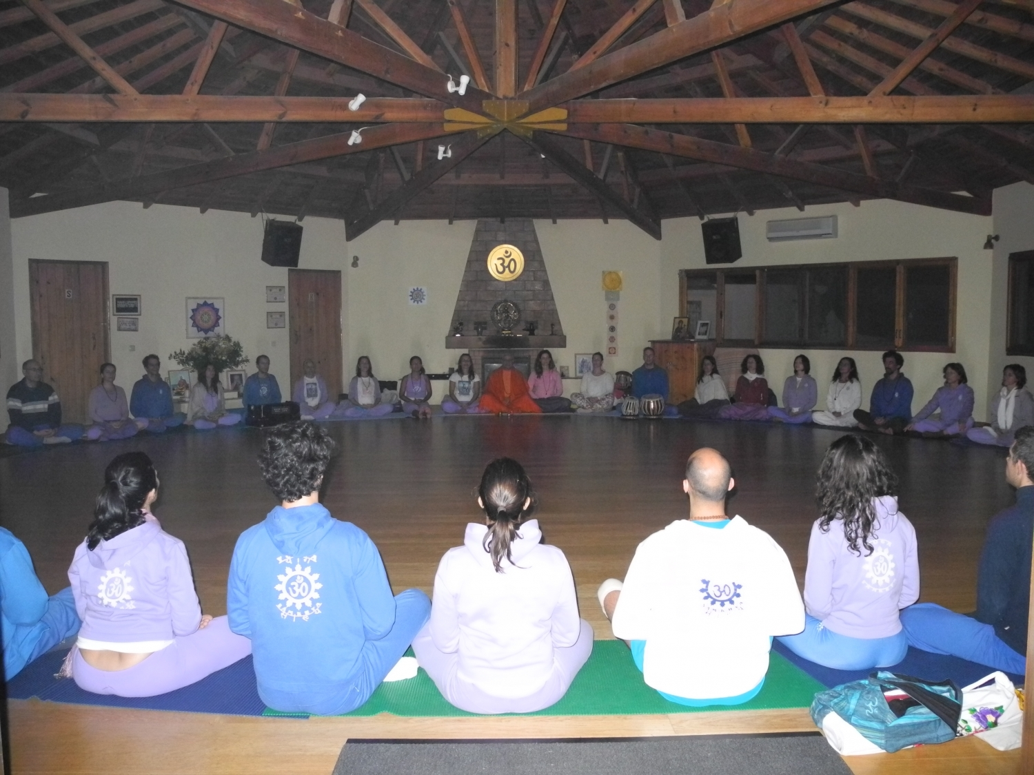 Intensive Yoga Week 2013