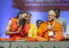 Com Yoga rshí Svámin Ramdev Jí Mahá Rája