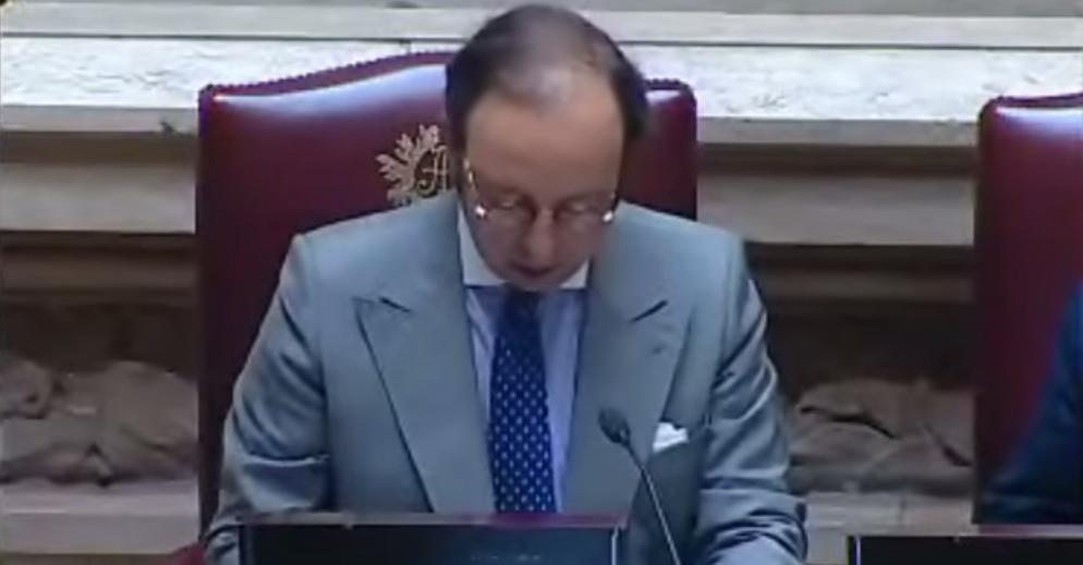 RÉSOLUTION DE L'ASSEMBLÉE DE LA RÉPUBLIQUE PORTUGAISE