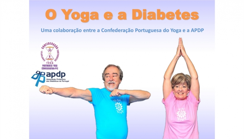 YOGA AND THE DIABETES COLLABORATION WITH THE APDP