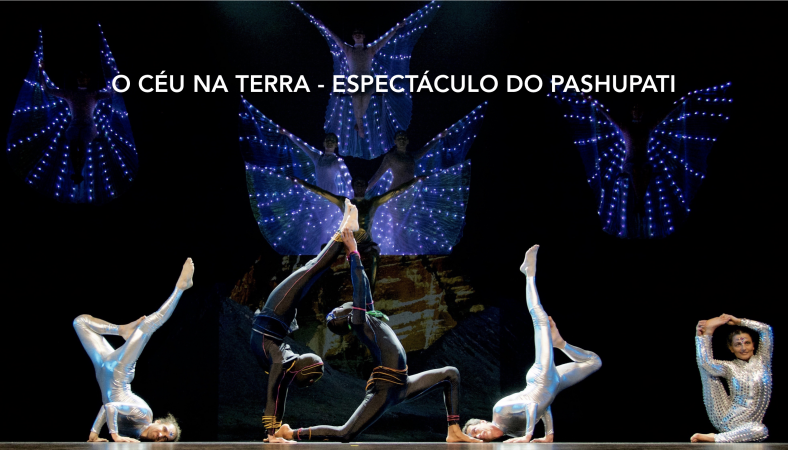 O CÉU NA TERRA - PERFORMANCE BY PASHUPATI AT TIVOLI BBVA THEATER
