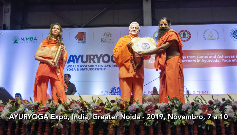 AYURYOGA - PARTICIPATION OF THE PORTUGUESE YOGA CONFEDERATION