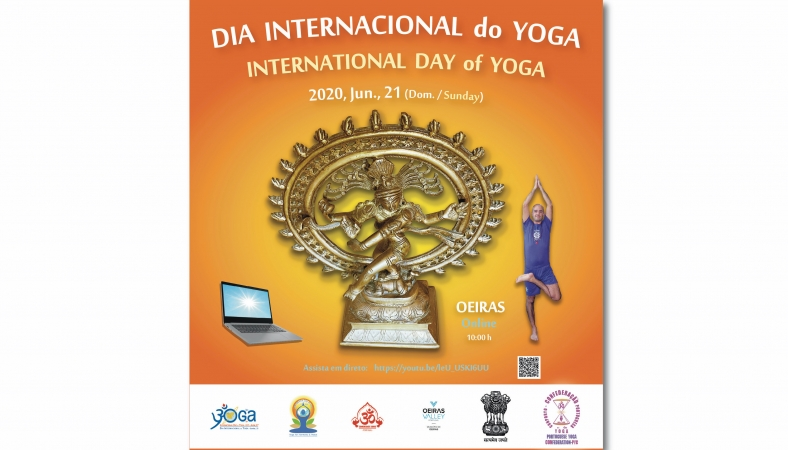 DIA INTERNACIONAL DO YOGA 2020