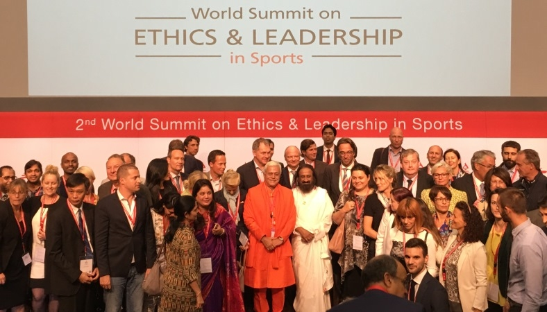2nd WORLD SUMMIT ON ETHICS & LEADERSHIP IN SPORTS - ZURICH, SED DE LA FIFA