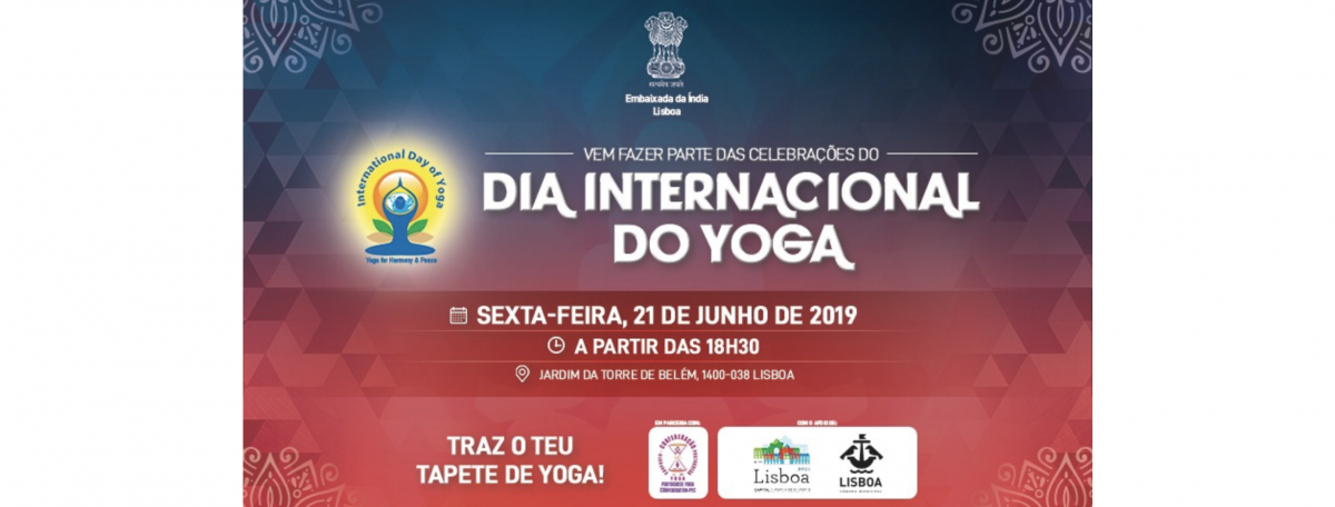 Dia Internacional do Yoga /International Day of Yoga IDY - 2019 - Belém