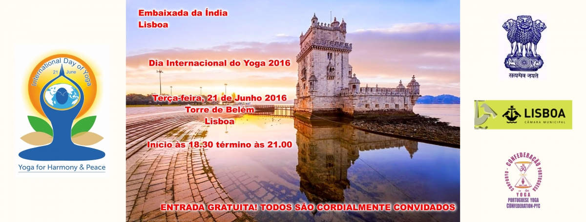 International Day of Yoga - 2016, June, 21st