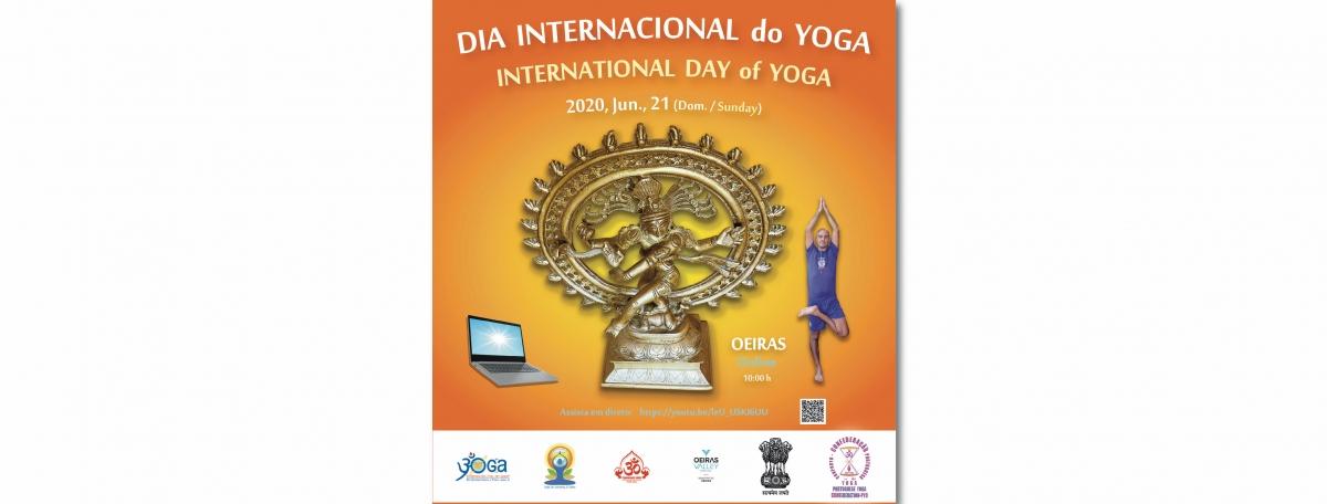 INTERNATIONAL DAY OF YOGA 2020