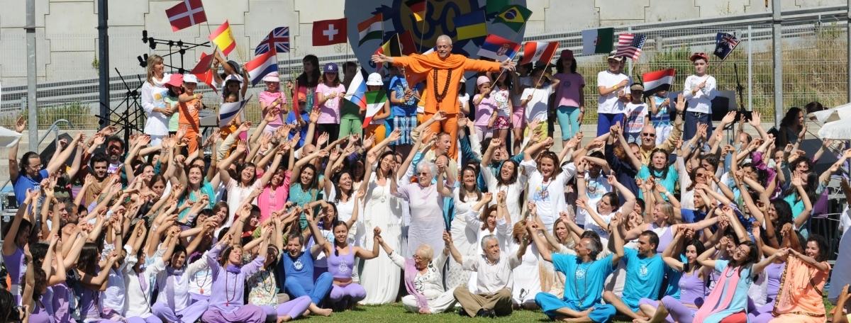 4. Dia Internacional do Yoga - 2013 - Palco