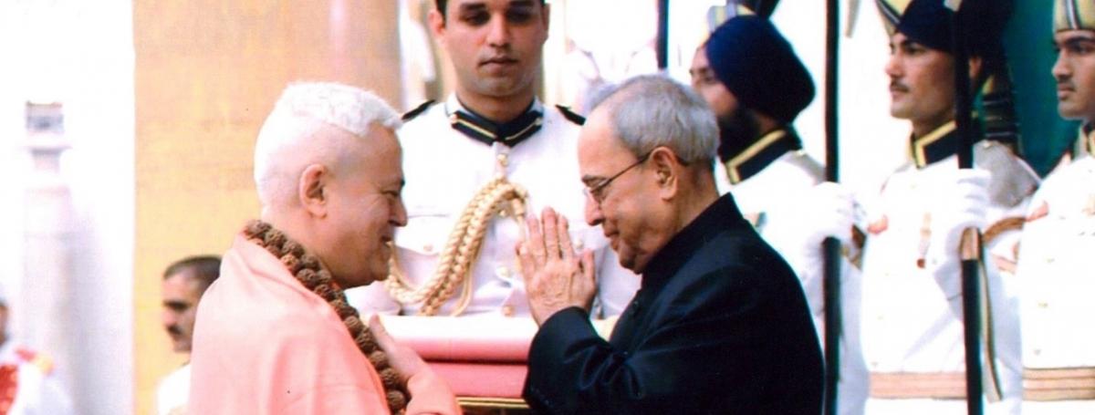 Padma Shrí Award